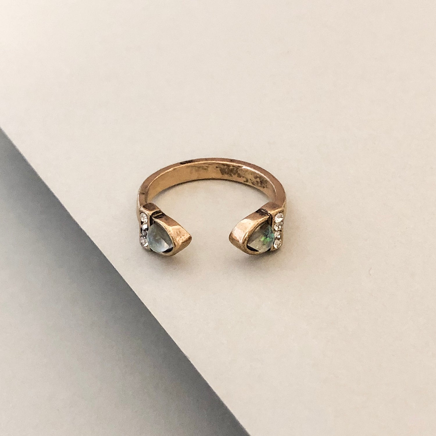 Phoebe Open Cocktail Ring
