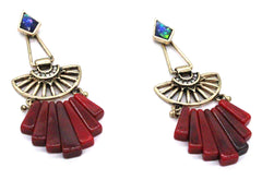 Saskia Ear Jacket Earrings