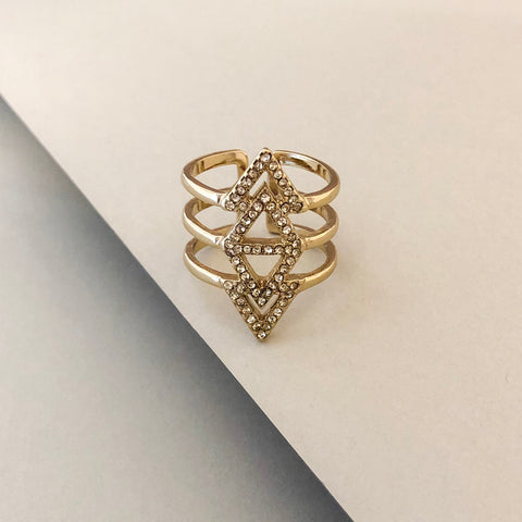 Jammie Cocktail Ring