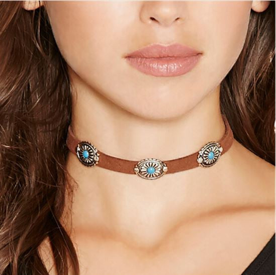 Southern Charm Choker Necklace
