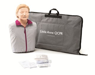 Little Anne QCPR Manikin