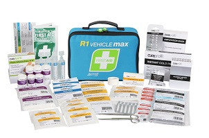 Vehicle Max R1 - Soft Pack