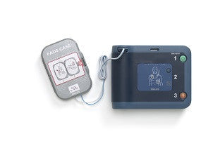 HeartStart FRx Defibrillator- Includes Carry Case*