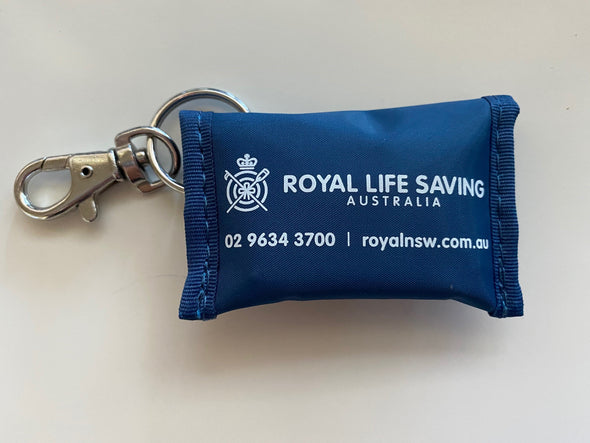 CPR Keyring Face Shield