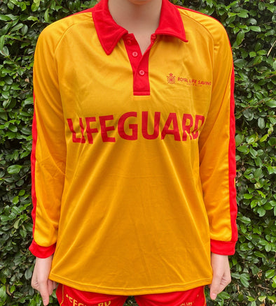 Lifeguard Polo Shirt