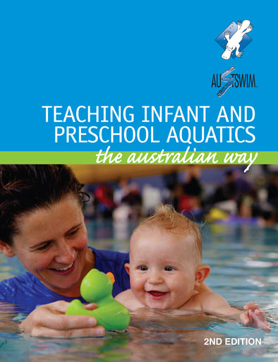 Teaching Infant & Pre School Aquatics Manual
