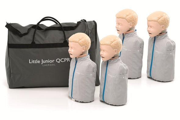 Little Junior QCPR Manikins (4 pack)