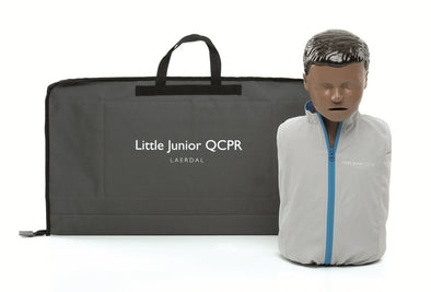 Little Junior QCPR Manikin - DARK