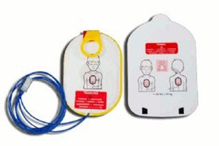 HeartStart Defibrillator - Replacement Infant/Child Training Pads