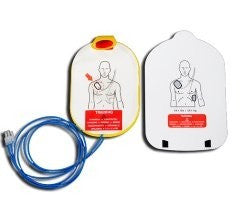 HeartStart Defibrillator -  Replacement Adult Training Pads