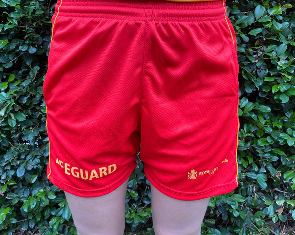 Lifeguard Shorts - Limited Stock Sale