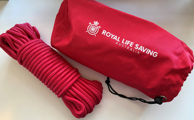 Rescue Throw Bag with Rope*