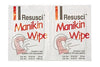 Manikin Wipes