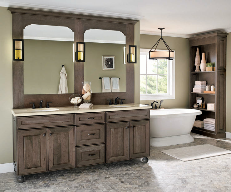 Bathroom Designs By Kraftmaid Cabinetry Woodwork Solutions