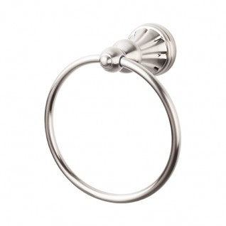 Hudson Bath Ring Brushed Satin Nickel