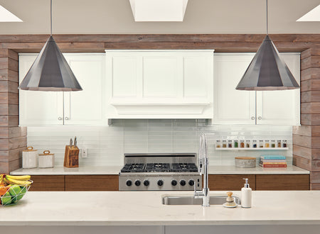 Craftsman Kitchens by KraftMaid® Cabinetry