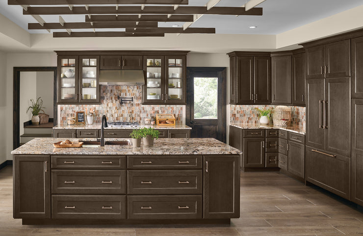Kitchen Islands By KraftMaid Cabinetry Woodwork Solutions - Kraftmaid kitchen island