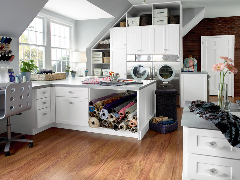 Laundry Rooms By Kraftmaid Cabinetry Woodwork Solutions