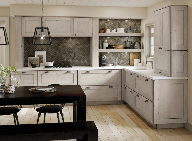 Rustic Kitchens by KraftMaid® Cabinetry