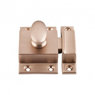Cabinet Latch Brushed Bronze