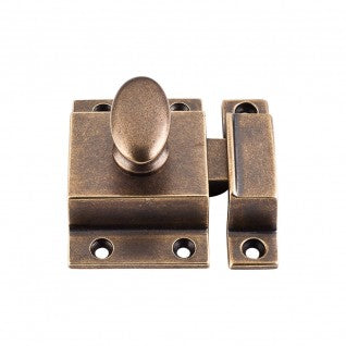 Cabinet Latch German Bronze