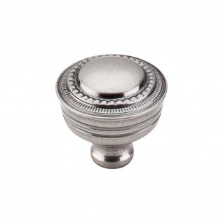 Contessa Knob Pewter Antique