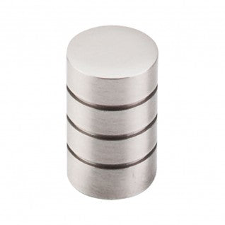 Stacked Knob Brushed Satin Nickel