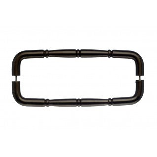 Nouveau Ring Door Pull Oil Rubbed Bronze