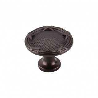 Ribbon & Reed Knob Oil Rubbed Bronze