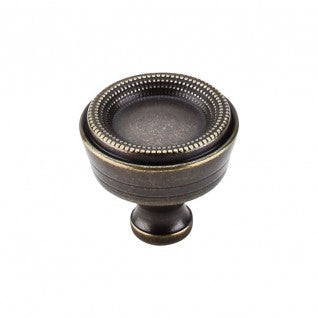 Bead Knob German Bronze