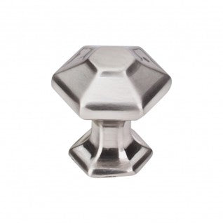 Spectrum Knob Brushed Satin Nickel