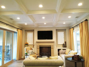 CUSTOM CEILINGS - Looking for beauty above?
