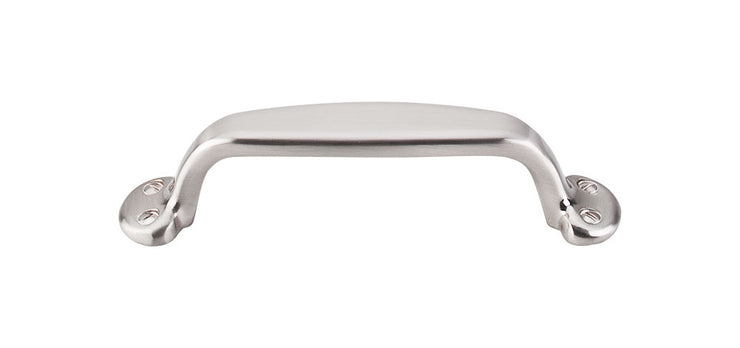 Trunk Pull Brushed Satin Nickel