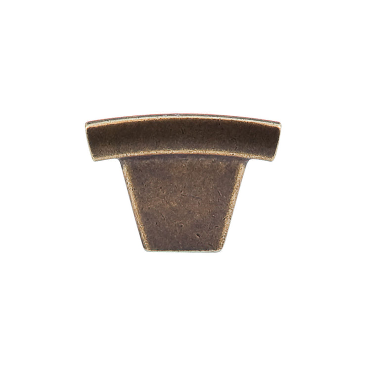 Arched Knob German Bronze
