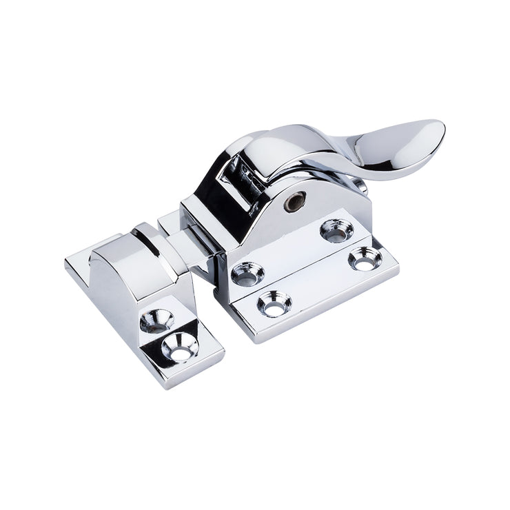Transcend Cabinet Latch Polished Chrome