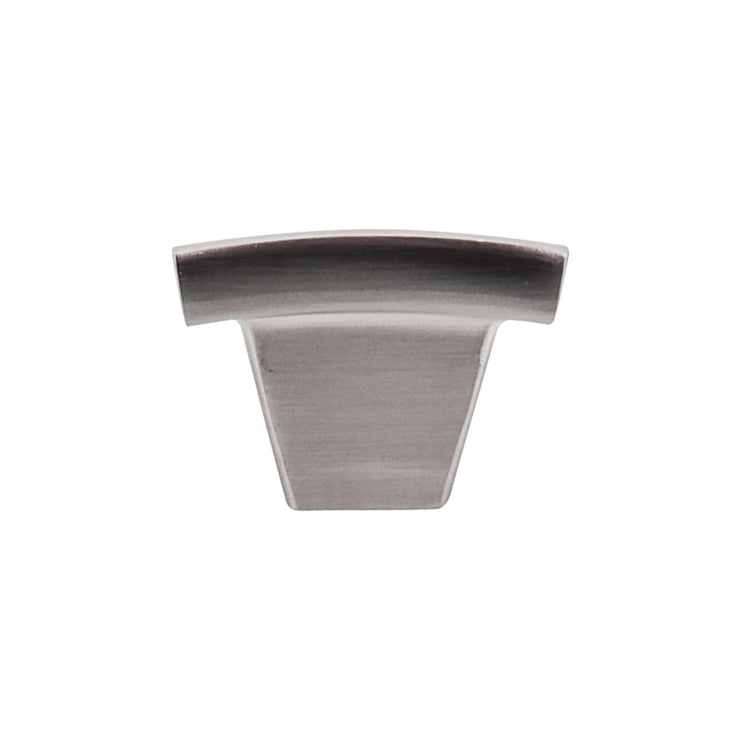 Arched Knob Brushed Satin Nickel
