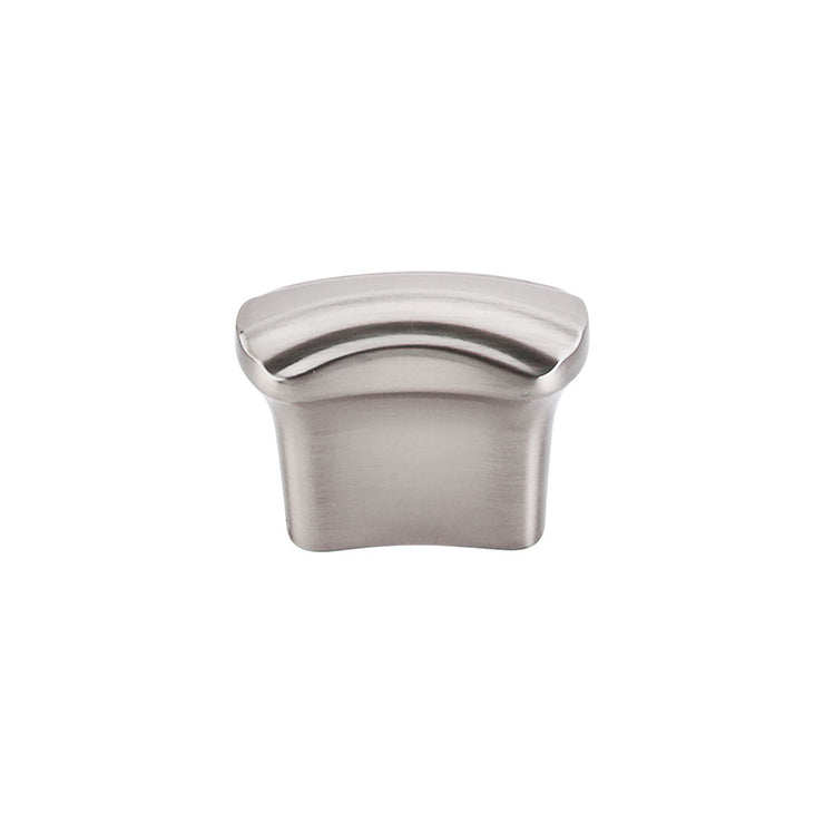Victoria Falls Knob Brushed Satin Nickel