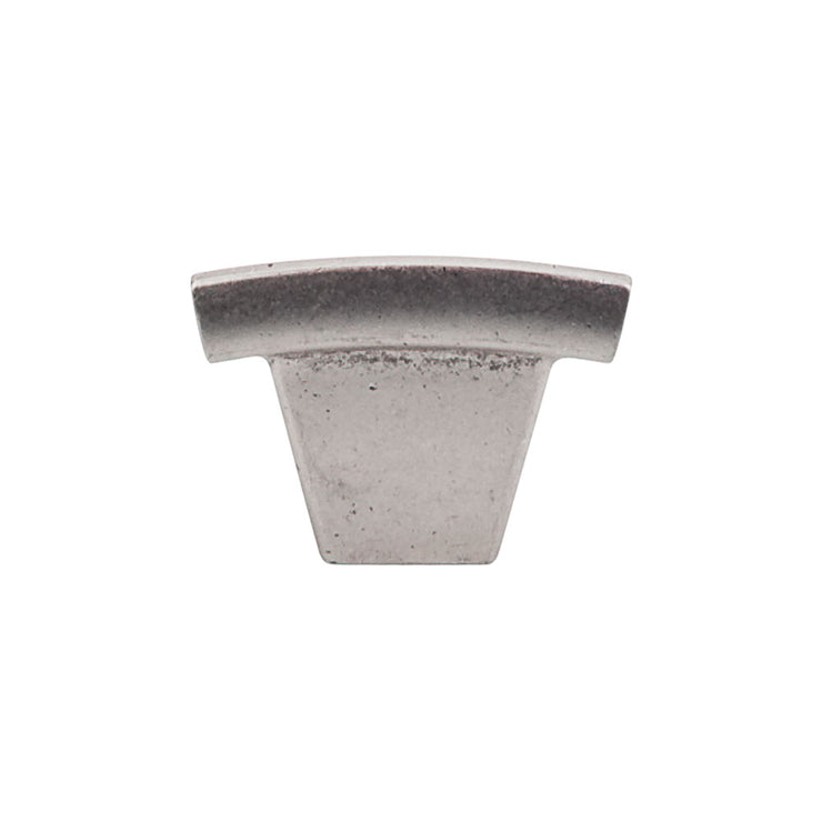 Arched Knob Pewter Antique