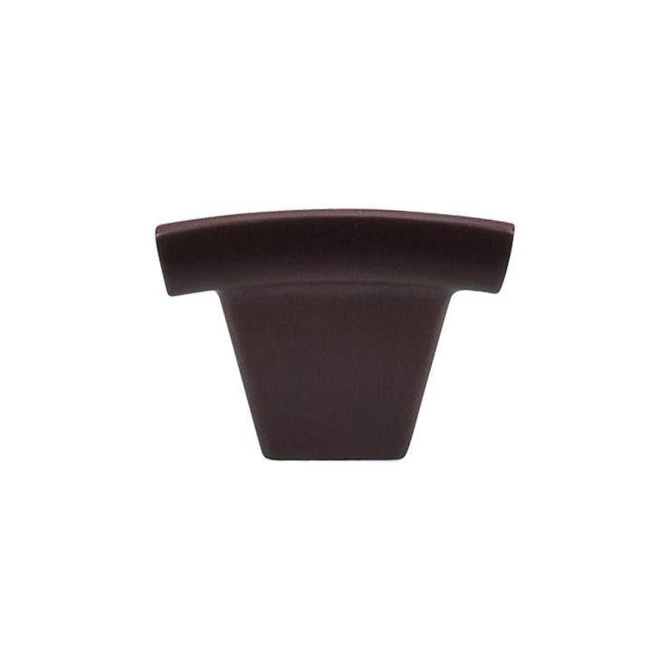 Arched Knob Oil Rubbed Bronze