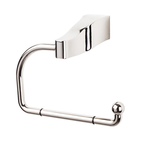 Aqua Bath Tissue Hook Polished Nickel