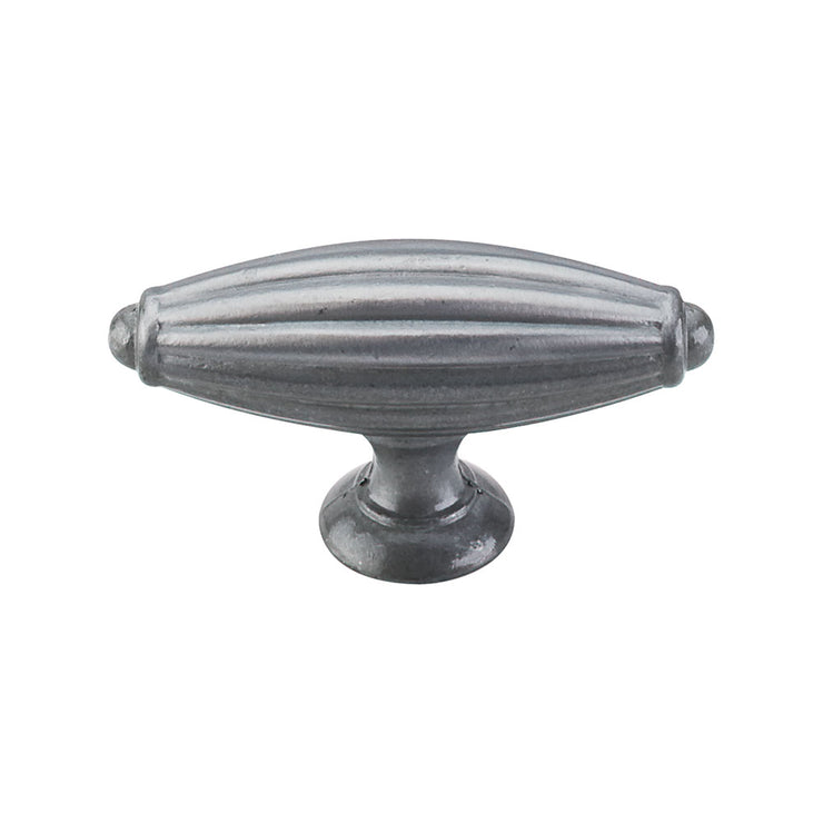 Tuscany T-Handle Pewter Light