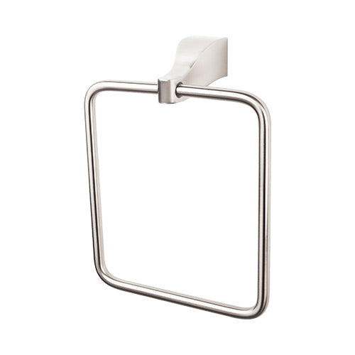 Aqua Bath Ring Brushed Satin Nickel