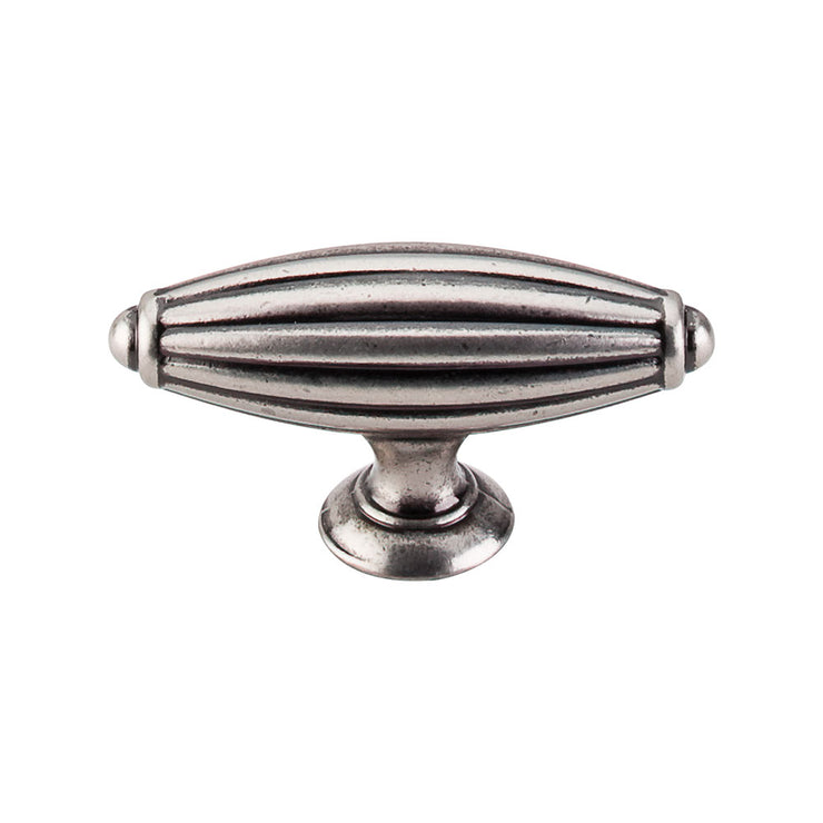 Tuscany T-Handle Pewter Antique