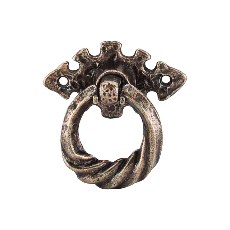 Tudor Ring Horizontal German Bronze