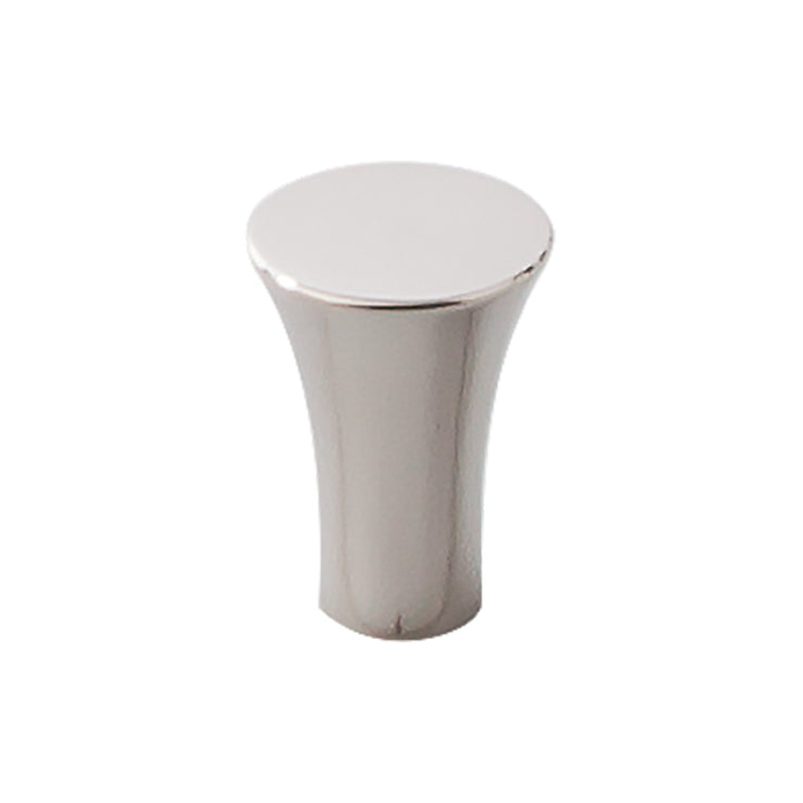 Tapered Knob Polished Stainless Steel