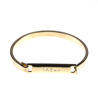 """Dream"" Clip Bangle"