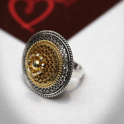 Bellicious Ring