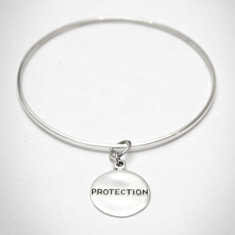 Fine Protection Bangle