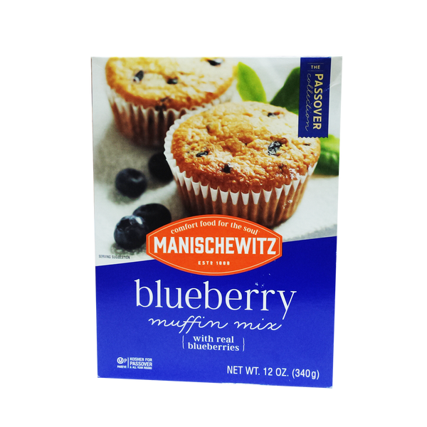 MANISCHEWITZ BLUEBERRY - MUFFIN MIX
