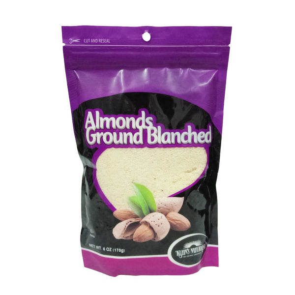 ALMONDS GROUND BLANCHED - 170 GRS